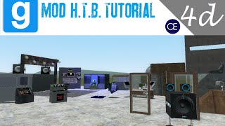 [Gmod] How to Build Tutorial 4d: EGP - Touch Screen