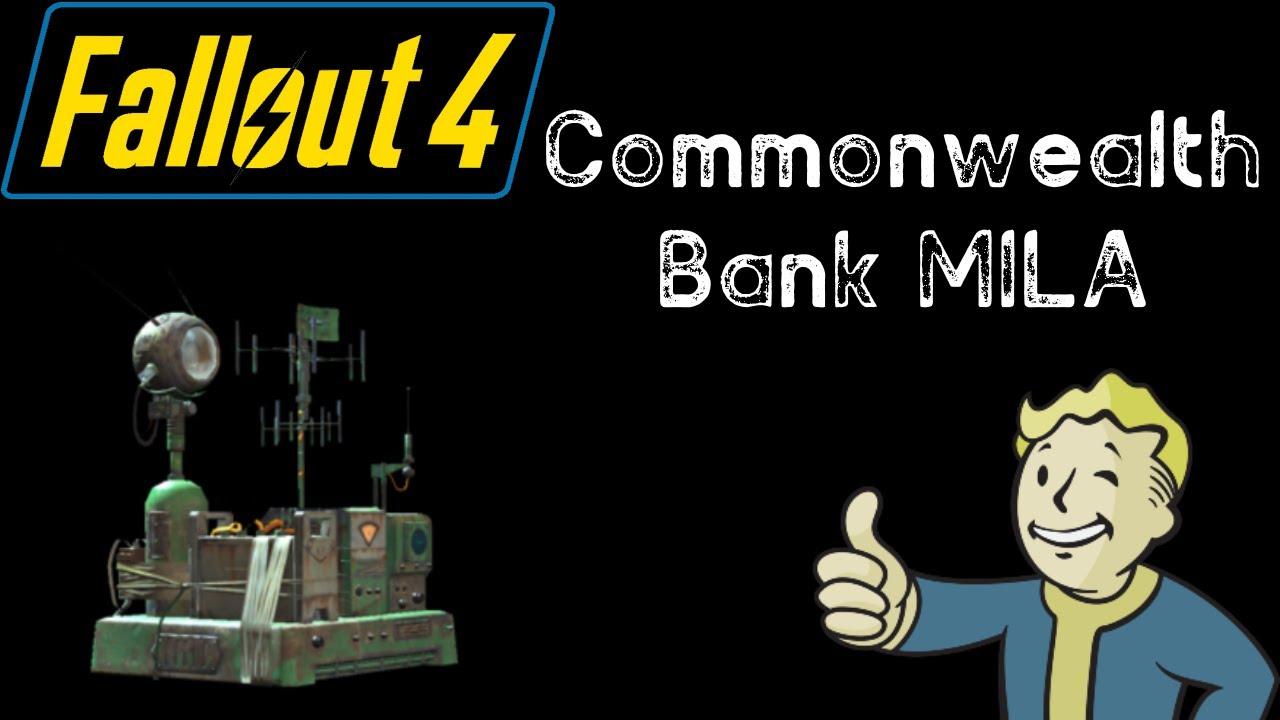 Fallout 4 mila bank