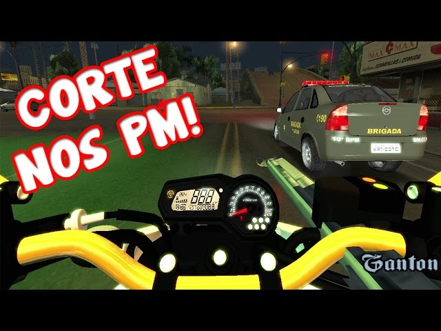Aln1001 Xj6 Cano Reto Corte At� Nos Pm | Gta Sa