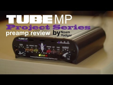 ART TUBE MP PREAMP Full Review (By tune4media)