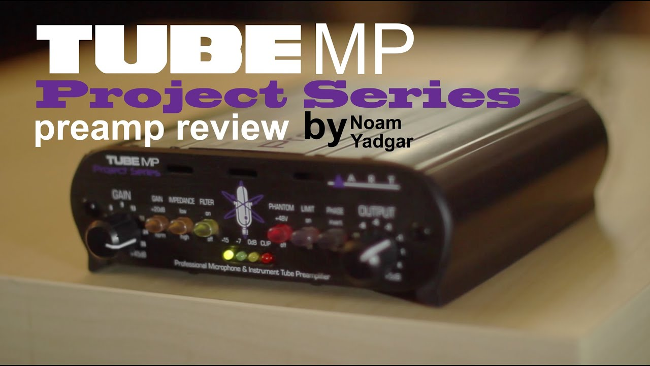 art tube mp preamp full review by tune4media youtube. Black Bedroom Furniture Sets. Home Design Ideas
