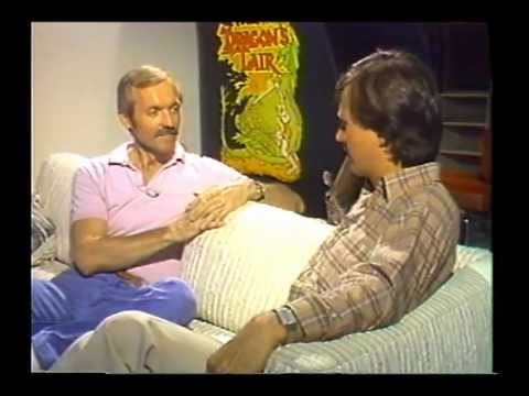 Don Bluth Talking About The Arcade Game Dragons Lair  (interview not complete)