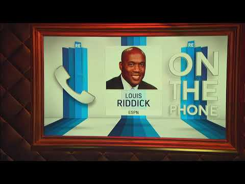ESPN's Louis Riddick Talks OBJ, Le'Veon, Kyler Murray & More w/Rich Eisen | Full Interview | 3/13/19