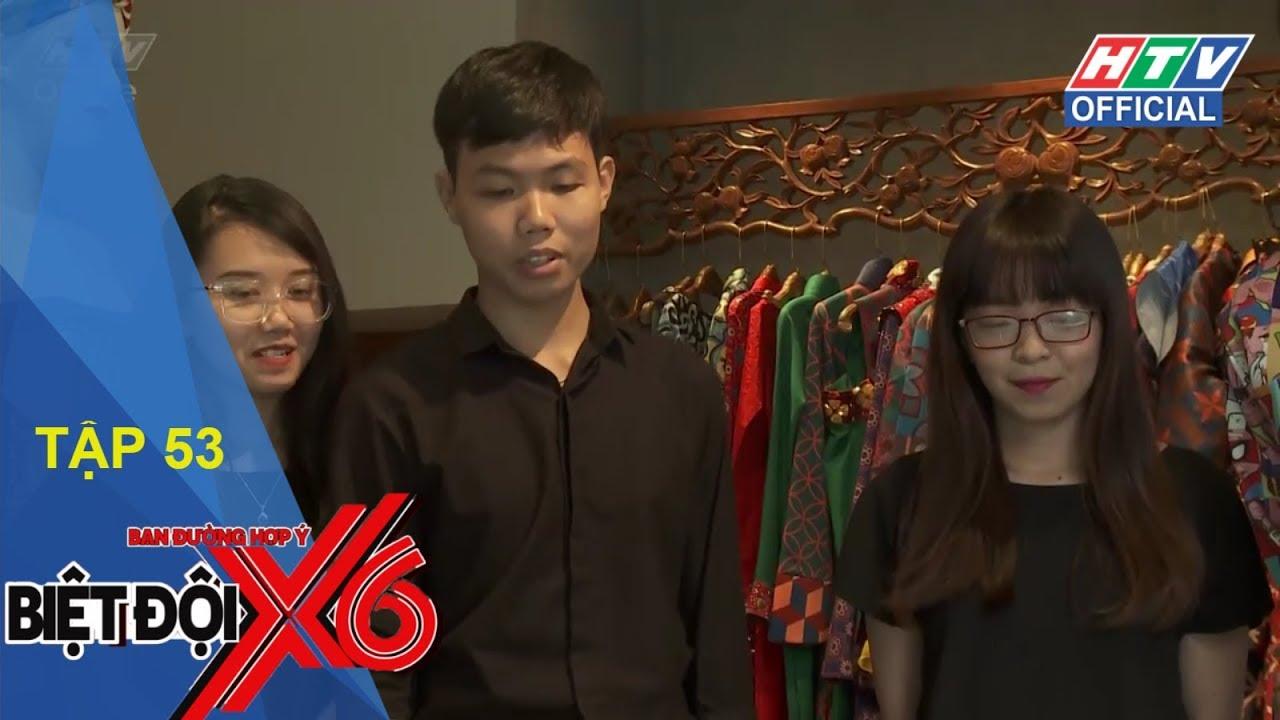 image HTV BIỆT ĐỘI X6 MÙA 2 | Bảo Kun tiếp tục bị wax lông đau đớn | BDX6 #53 FULL | 12/1/2018