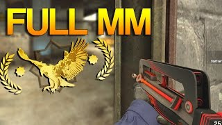 CS:GO - Solo MM back to Global!
