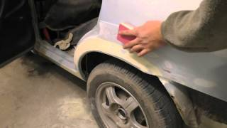 Подготовка к покраске автомобиля своими руками(, 2015-10-20T08:40:07.000Z)