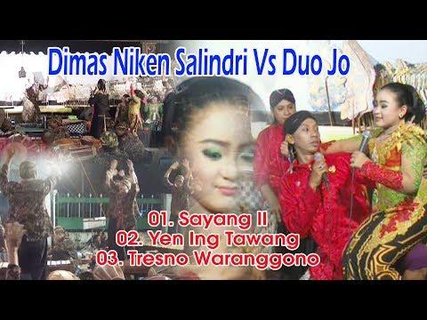 Niken Salindri  Vs Duo Jo