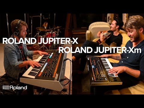 Roland announce Jupiter-X Flagship synthesizer and Jupiter
