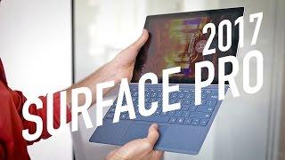 Anteprima di HDblog per Surface Pro 2017, nuovi 2-in-1 Microsoft co...