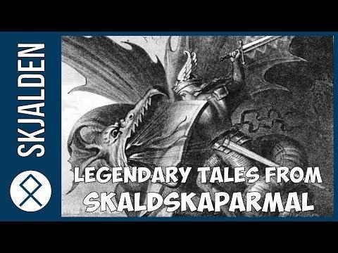 Norse Mythology - Otter's Ransom - The Rhinegold & Sigurd the Dragon Slayer