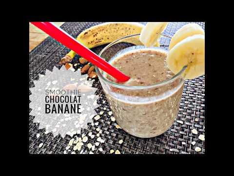 smoothie-banane-chocolat-(weight-watchers)-healthy/light