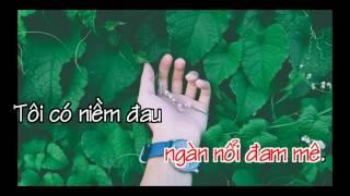 [Karaoke] Niềm Đau Chớm Hạ - Jimmii Nguyễn