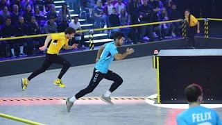 Match 1: Crossbow Run - CATCH!