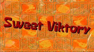 SpongeBob Schwammkopf | Sweet Victory - Deutsch