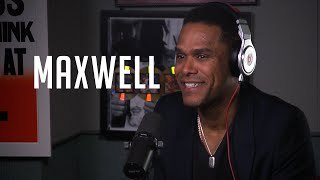 Maxwell talks Hot 97, making timeless music & Jay Z