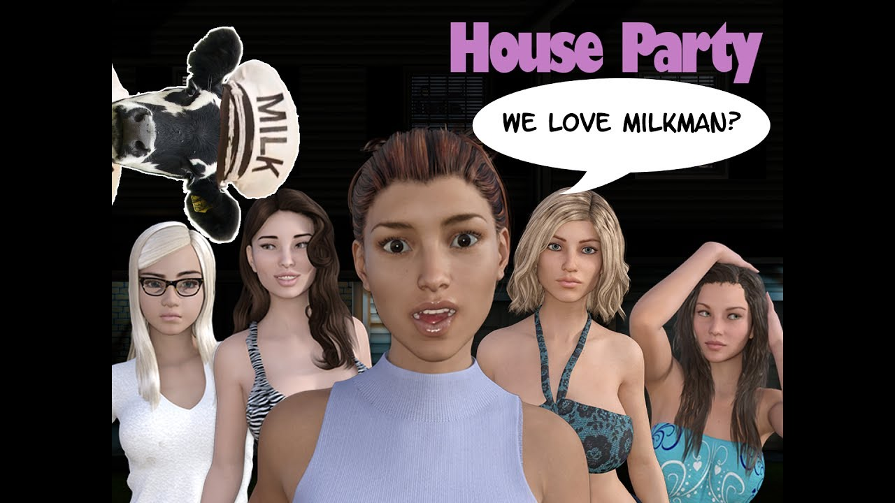 House Party: Frank is a buzz kill