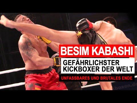 BESIM KABASHI MMA - Der gefährlichste Kickboxer der Welt