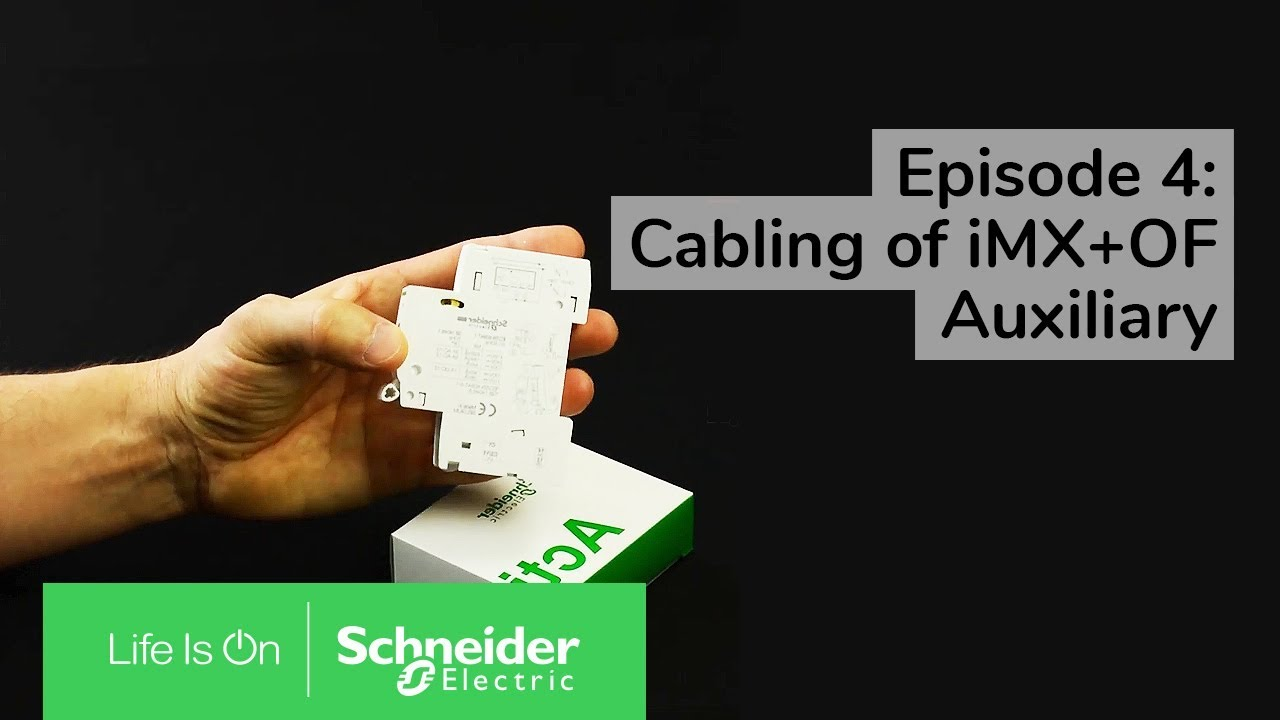 Acti9 indication and tripping auxiliaries | Schneider Electric