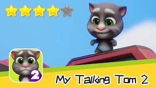 My Talking Tom 2 Day27 Walkthrough Meet the best talking pet cat! Recommend index four stars