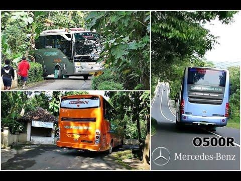 LIMITED EDITION | Manuver OBL O500R Blusukan di Jalan Sempit