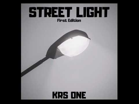 KRS-One – Street Light (First Edition) (2019)