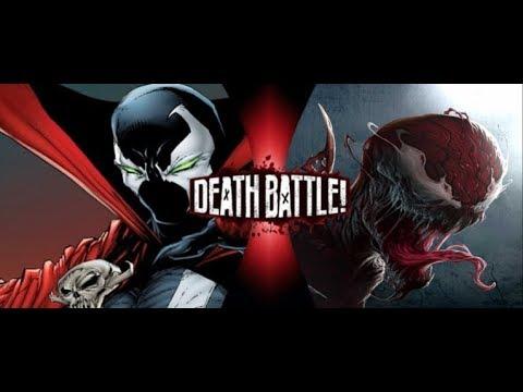 Spawn VS Carnage FAN MADE DEATH BATTLE TRAILER