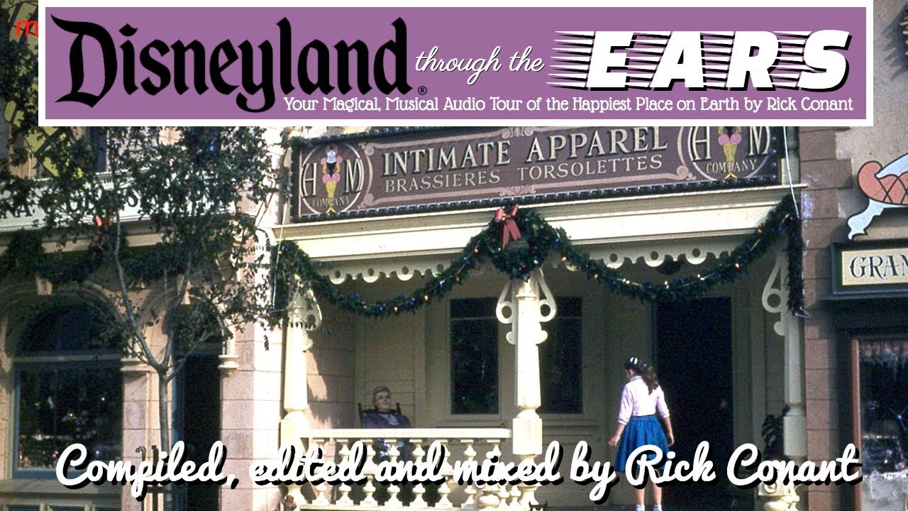 b3491576e560a DISNEYLAND through the EARS  Intimate Apparel Shop
