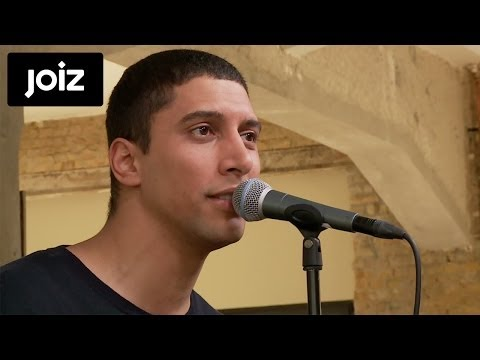 Andreas Bourani - Auf anderen Wegen (Live at joiz)