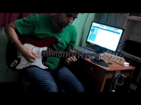 Humnava Instrumental (Guitar Cover)
