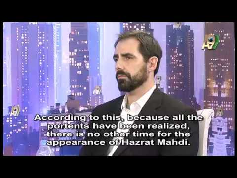 Joel Richardson and Adnan Oktar June 14, 2013