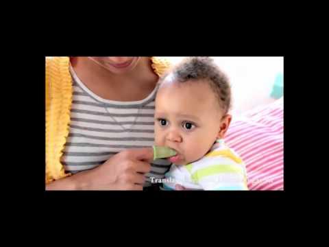 Cách chải răng cho trẻ nhỏ - khoemoingay.vn