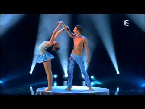 Artistic Agency Golden Stars Presents: Hand to Hand Acrobatic Duo (artist 00255)