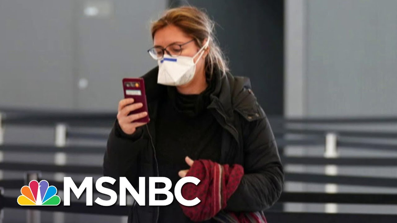 ER Doctor Explains What To Do If You Start Showing Coronavirus Symptoms | All In | MSNBC
