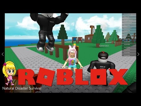 Natural Disaster Survival - ROBLOX