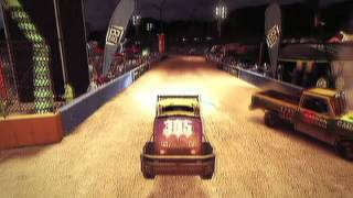 dirt showdown ps3 game play first race