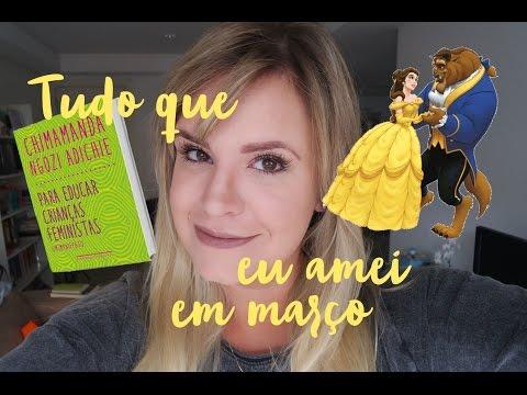 Produtos Favoritos De Março! | Marina Fabri