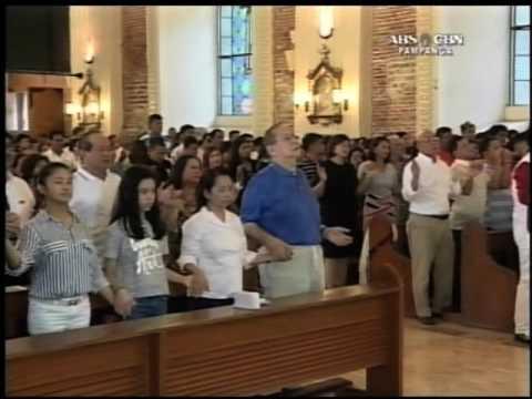 Arroyo returns to Pampanga