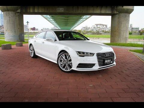 [CARVIDEO 汽車視界 HD影片] 國內新車試駕-Audi A7 Sportback 50TFSI quattro