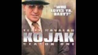 Kojak: RARE Version opening Theme