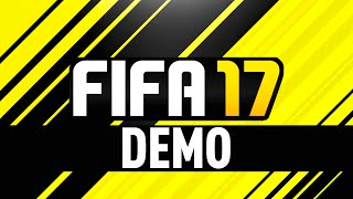 FIFA 17   PRIMERAS IMPRESIONES!!!   DEMO