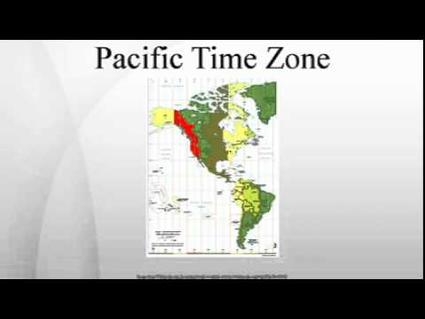 Pacific Time Zone