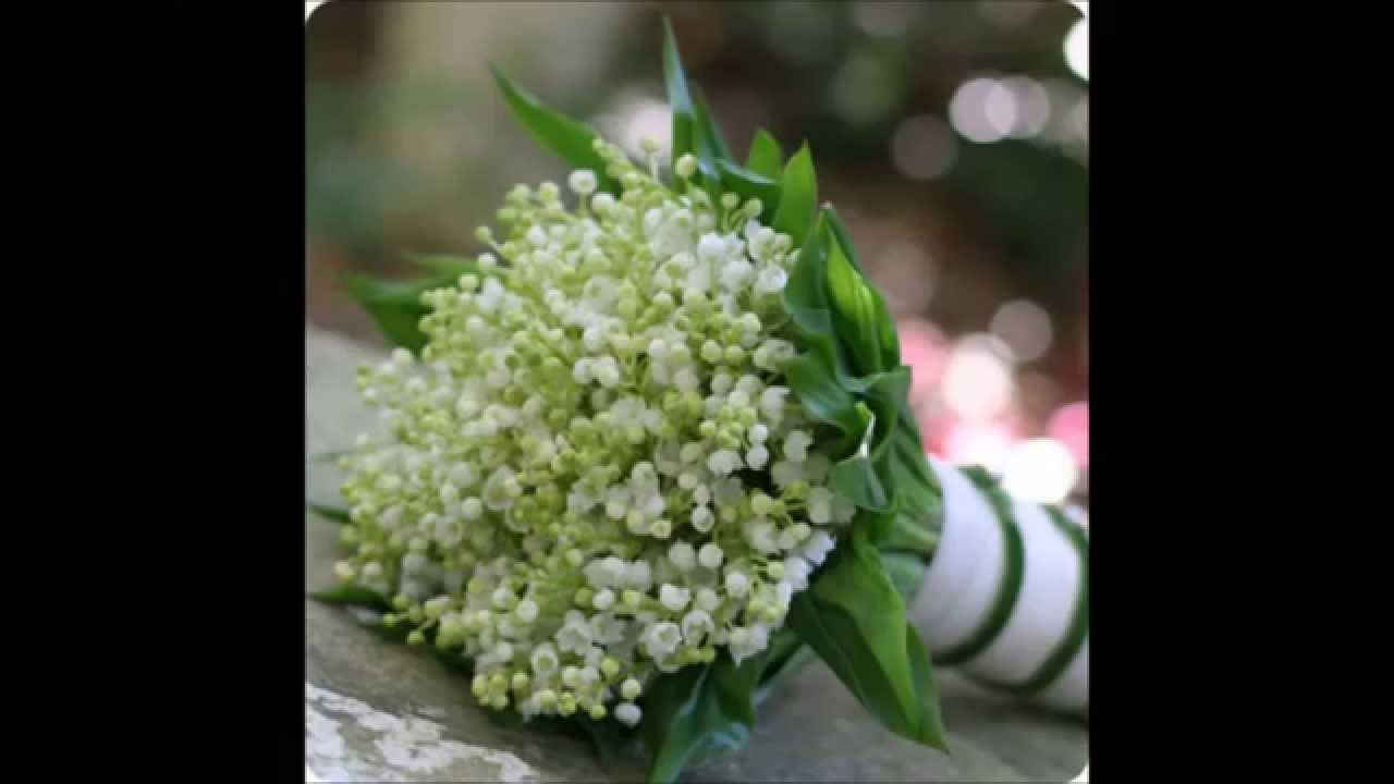 Wedding Flowers- Lily Of The Valley