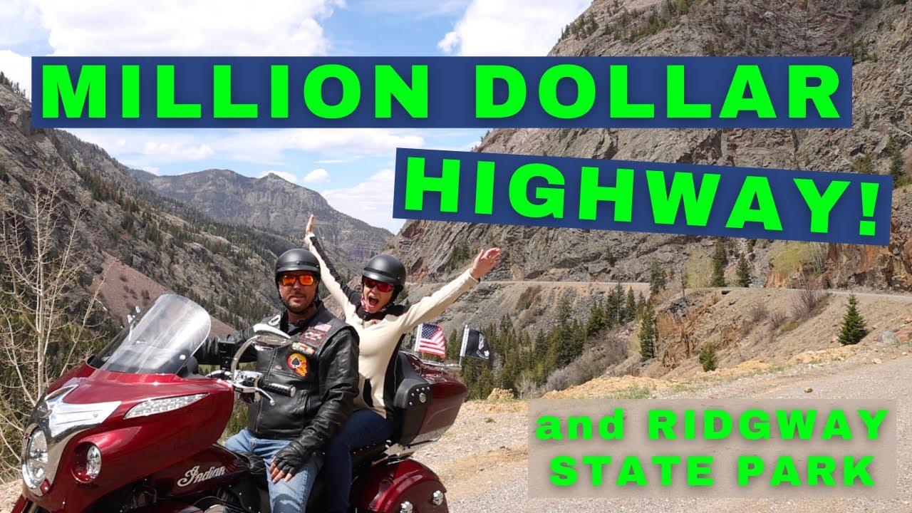 Ridgeway, CO Part 1 (Million Dollar Highway!)