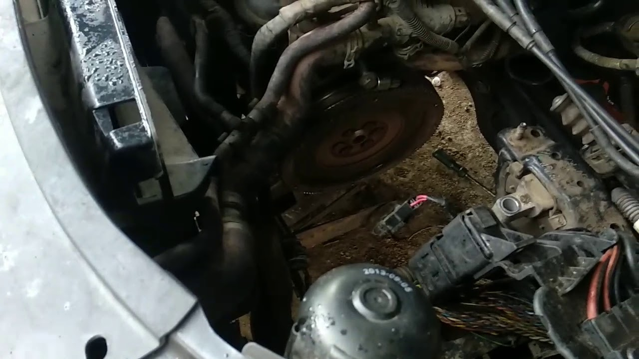 Skoda fabia crankshaft sensor location sensor problem
