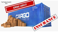 Cargo & General Liability insurances Best companies to use