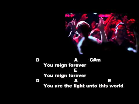 Hillsong - Love Knows No End - lyrics and chords