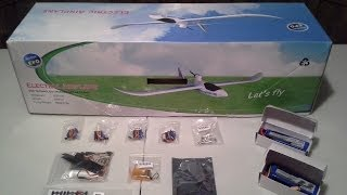 Beginners Rc Plane AXN Floater Jet / Best Parts to Order