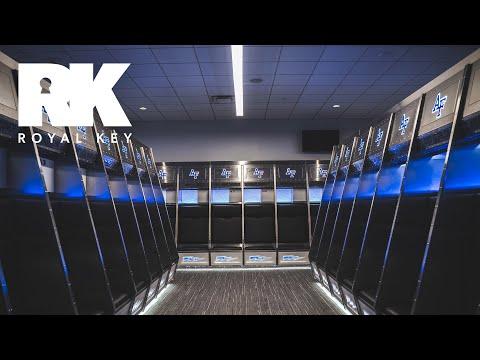 We Toured AIR FORCE FOOTBALL'S AMAZING Facility | Royal Key