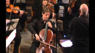 Graham Walker plays Elgar Cello Concerto, 1st movement: Adagio - Moderato