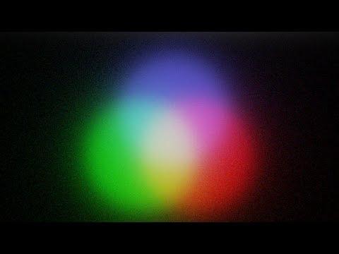 10 Hz isochronic audio visual beat. Self hypnosis healing strobe